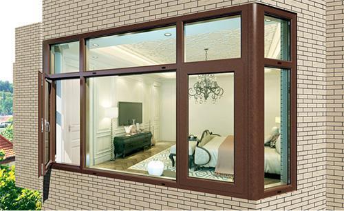 铝合金门窗加盟看铝门的发展趋势